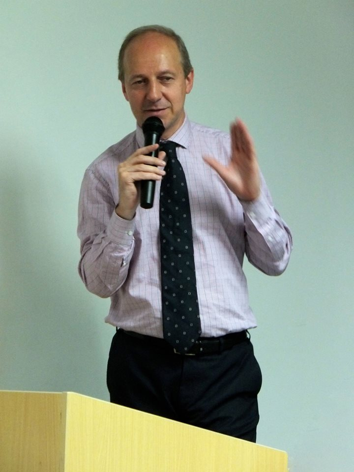 Johan Vandromme at Summer Law Institute 2013